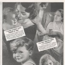 Image of Cocomalt, Pictorial Review, Aug. 1933 (cropped to ad)