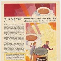 Image of Cocomalt ad, Good Housekeeping, Feb. 1930