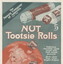 Image of Tootsie Rolls, Sweets Company, New York, 1919