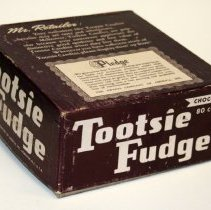 Image of Tootsie Fudge box