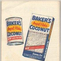 Image of pg [36] back cover; General Foods address