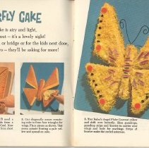 Image of pp [4-5] Butterfly Cake