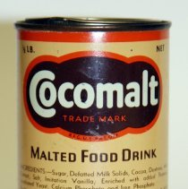 Image of front Cocomalt half pound can