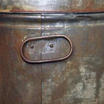 Image of detail right side with typical handle