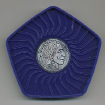 Image of Coaster, 6, issued by Elysian Savings & Loan Assn., (Hoboken), n.d, ca. 1960s-1970s. - Coaster