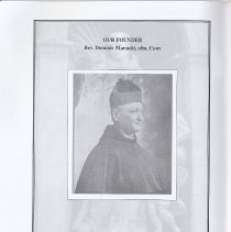 Image of Founder, Reverend Dominic Marzetti