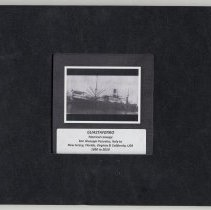Image of Guastaferro - front cover with view of pg [1] (only contents on page)