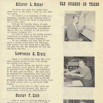 Image of pg [3]: Allister L. Baker; Lawrence A. Kratz; Gustav F. Lieb