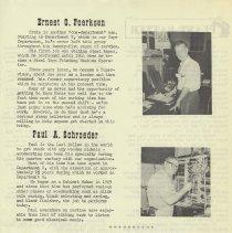 Image of pg 5: Ernest C. Poerksen; Paul A. Schroeder