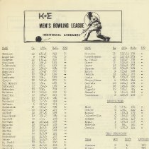 Image of pg 8: bowling league