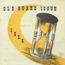 Image of The Kecoscope, Vol. 5, No. 88, Oct. 5, 1956. Old Guard Issue 1956. Issued by Keuffel & Esser Co., Hoboken. - Newsletter