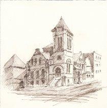 Image of Plate 9: Iglesia Adventista Del Septimo Dia (901 Bloomfield St.)