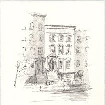 Image of Plate 17: 504 Hudson St.