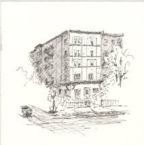 Image of Plate 19: Alfred Steiglitz Home (500 Hudson St.)