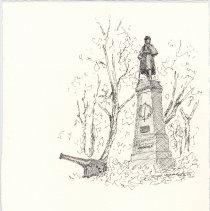 Image of Plate 21: Stevens Park (Civil War Soldiers Monument)