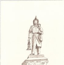 Image of Plate 32: Firefighters' Monument