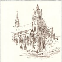 Image of Plate 33: Our Lady of Grace Church
