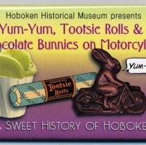 "Image of Pin: ""Sweets"" exhibit at HHM, Hoboken, 2011. - Pin"