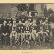 Image of detail photo Lacrosse Team, 1918