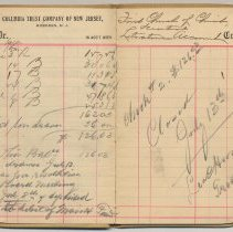 Image of pp [2-3] only entries, 1918 and note on closing account