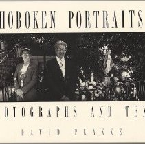 Image of Hoboken Portraits: Photographs and Text. - Book