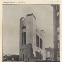 Image of Plate 22: Land Ventilation Building, New York City