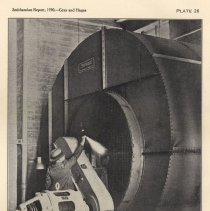 Image of Plate 26: One of the 84 Sturtevant Silent-vane Fans ...