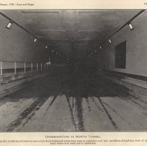 Image of Plate 28: Condensation in North Tunnel
