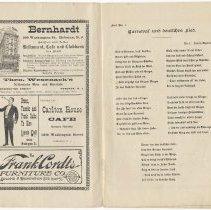 Image of pp [2-3] song 1 Carneval und deutsches Lied