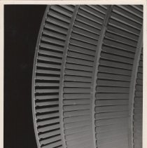 Image of B+W photos, 2, documenting #5 turbo damage, Bethlehem Steel Shipyard, Hoboken, Oct. 1971. - Print, Photographic