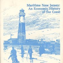 Image of Maritime New Jersey: An Economic History of the Coast. - Monograph