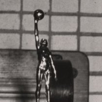 Image of detail trophy