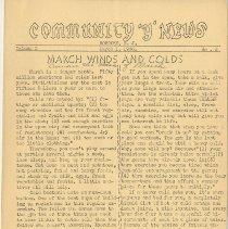 Image of vol. 2, no. 3, March 1, 1936, pg [1]