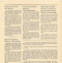 Image of Vol 1, No. 6 [second series], May 10, 1947, pg [2]