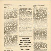 Image of Vol 1, No. 6 [second series], May 10, 1947, pg [4]