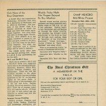 Image of Vol 1, No. 1 [second series], Dec. 10, 1946, pg [2]