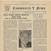 Image of Vol 1, No. 2 [second series], Jan. 10, 1947, pg [1]