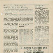 Image of Vol 2, No. 1 [second series], Dec. 1947, pg [3]