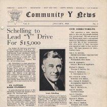 Image of Vol 2, No. 2 [second series], Jan. 1948, pg [1]