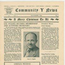 Image of Vol 3, No. 1 [second series], Dec. 1948, pg [1]