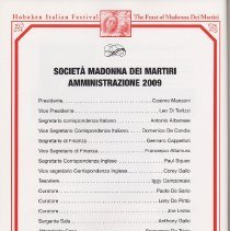 Image of pg [2] Societa Madonna Dei Martiri Lista Amministrazione 2009