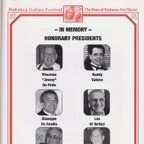 Image of pg [5] In Memory - Honorary Presidents