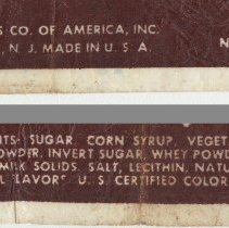 Image of label text details