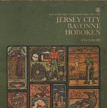 Image of Telephone directory: Jersey City, Bayonne, Hoboken, Jan. 1965. - Directory, Telephone