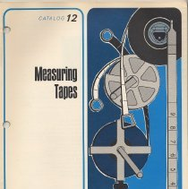 Image of Catalog 6, first revision, pg [12-1] front cover