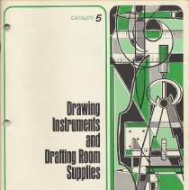 Image of Catalog 5, first revision, pg [5-1] cover