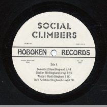 Image of label A and B sides