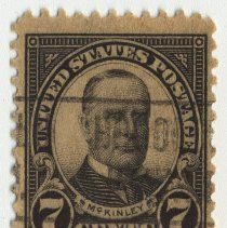 Image of 5: McKinley 7 cents