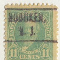 Image of 7: Hayes 11 cents