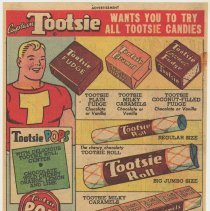 Image of Captain Tootsie Wants You to Try All Tootsie Products